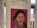 La exposición, 'Defensoras', presente en el Centro de la Mujer de Sigüenza hasta el próximo 29 de abril