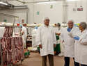 La consejera de Fomento visita varias empresas en el Polígono Industrial de Torrehierro y destaca el buen posicionamiento logístico de la zona