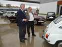 Las principales marcas de automocion presentes en el IX Salón del Autmóvil de Talavera