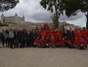 El Ayuntamiento de Toledo da la bienvenida a los jóvenes de 15 países que participan en las jornadas 'Raíces para la reconciliación' de YMCA