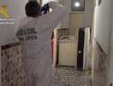 La Guardia Civil ha detenido a tres personas como autoras de un homicidio en San Pablo de los Montes