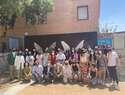 """El Ayuntamiento de Toledo destaca la """"ejemplaridad"""" del proyecto educativo 'Alas de Toledo' expuesto en Roca Tarpeya"""