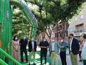 Concluye la reforma del Bulevar de las Acacias, con financiación FEDER en Azuqueca de Henares