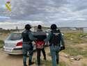 La Guardia Civil ha desarticulado una red criminal dedicada al tráfico de drogas y robos con fuerza en Villacañas