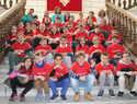 La alcaldesa de Alcázar de San Juan respondió a las preguntas del alumnado del colegio El Santo en su visita al Ayuntamiento