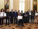 Las Madres Ursulinas de Sigüenza reciben la Placa de Honor de la Orden Civil Alfonso X el Sabio en el Ministerio de Educación