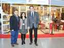 Manuel Serrano anima a los amantes de las antigüedades, la almoneda y el mundo vintage a visitar la XIX Feria 'Antigua' este fin de semana