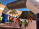 Los escolares de 100 centros de la región viajaron más allá de la Luna en su reto deportivo de este curso, recorriendo 480.620 kilómetros