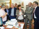 imagen de El Alcalde de Argamasilla de Alba destaca la ayuda que recibe a la Diputación
