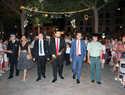 La Roda dio la bienvenida a sus fiestas mayores con un concurrido desfile inaugural