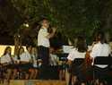 La música inunda Quintanar de la Orden con un Festival de Bandas en la Pista Jardín Colón