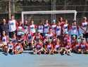 Más de una treintena de niños y niñas participan en la III edición del Campus de Verano Multideporte de Alcázar