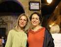 Magdalena Valerio, ministra de Trabajo en funciones, pregonó anoche las Fiestas de San Roque