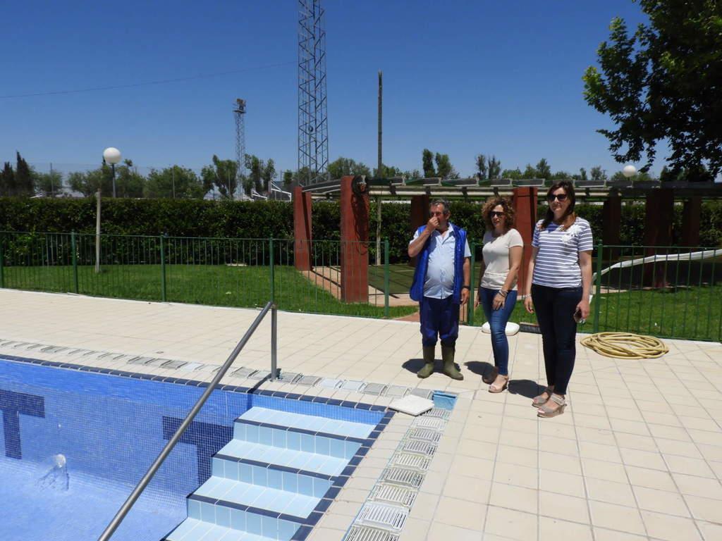 Las importantes mejoras de la piscina de verano de for Piscina municipal ciudad real