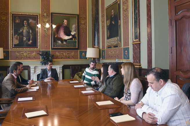 Eurotoques pide la colaboración de la Diputación de Ciudad Real con motivo de la celebración de su Asamblea Nacional