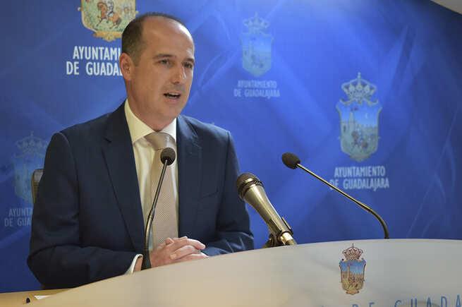 El equipo de Gobierno de Guadalajara crea una mesa de seguimiento del Pacto por la Recuperación con representación de todos los partidos políticos