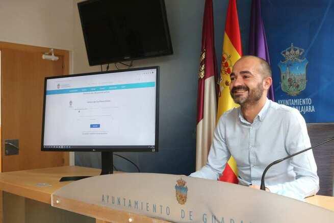El Registro del Ayuntamiento de Guadalajara cuenta ya con cita online a través de la web municipal