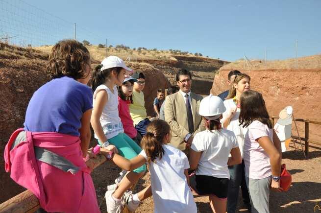 La Diputación de Ciudad Real retoma el proyecto del geoparque volcánico con la constitución de una comisión asesora y el concurso del logo