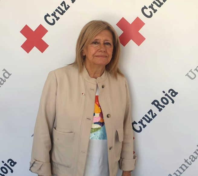 Cruz Roja lamenta la pérdida de la presidenta provincial de Ciudad Real, Amparo Messía de la Cerda Ballesteros