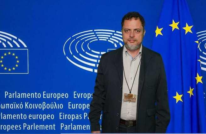 El catedrático de la UCLM Andrés García Higuera asesorará al Parlamento Europeo en materia de Ciencia y Tecnología