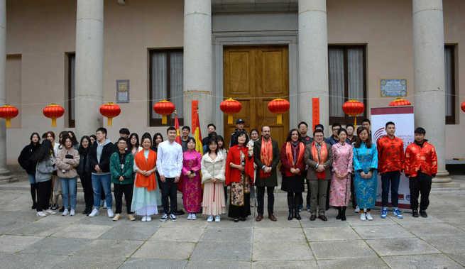 Solidaridad con la comunidad china en la celebración de su Año Nuevo en Toledo