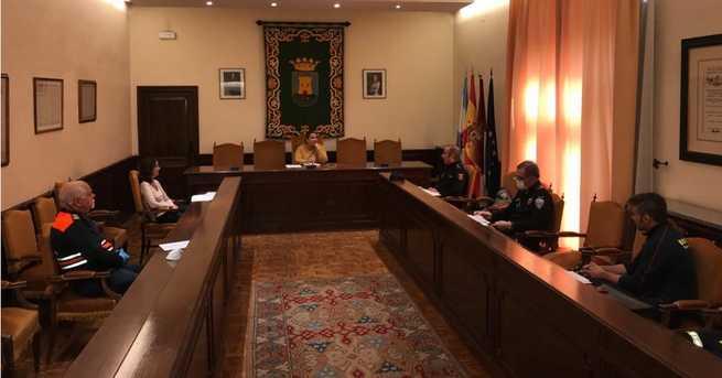 """La Comisión Local de Coordinación y Seguridad secunda el lema  """"la ciudadanía es la mejor vacuna que tenemos para combatir el Covid-19"""""""