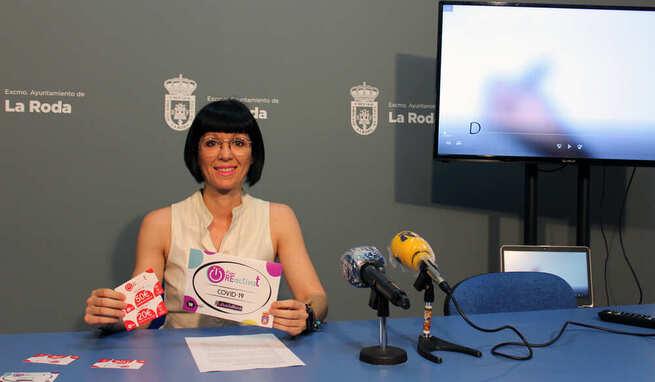El Ayuntamiento La Roda presenta una iniciativa para incentivar a pequeño comercio y hostelería mediante tickets canjeables