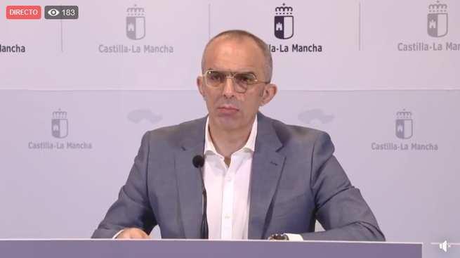 (Directo) Incidencia del contagio por coronavirus en Castilla-La Mancha