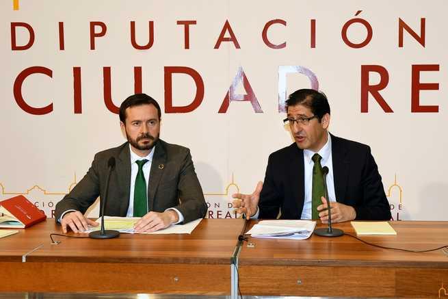 Diputación de Ciudad Real y Junta promueven en la provincia la eficiencia energética y el desarrollo sostenible con una inversión de 6'6 millones de euros
