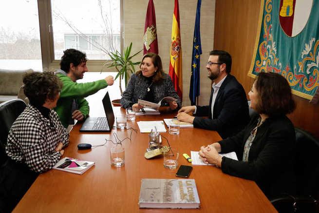 El Gobierno regional y la Asociación de Profesionales de la Orientación colaboran para seguir mejorando la educación pública de Castilla-La Mancha