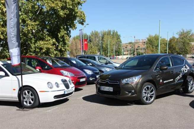 El precio medio de los vehículos de ocasión cae en C-LM un 1,57% en abril, hasta los 12.409 euros
