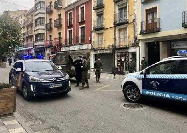 Policía Nacional y Guardia Civil llevaron a cabo 220 detenciones por quebrantamiento del estado de alarma en Castilla-La Mancha