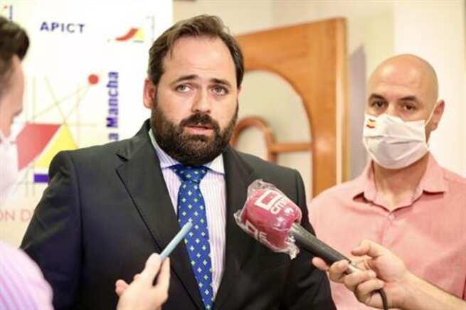 Núñez espera que Page aproveche la cumbre contra la despoblación en Soria para instar a Sánchez a convocar el CPFF