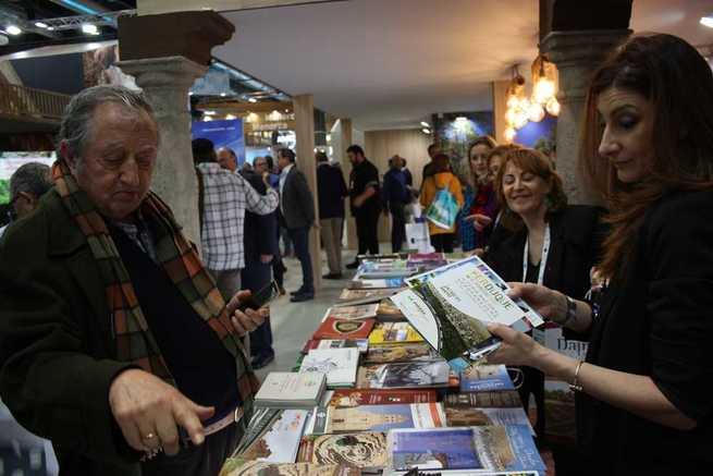 FERDUQUE se promociona en FITUR como apuesta firme por el medio rural, la agricultura y la ganadería