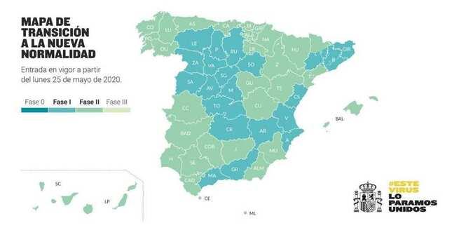 Cuenca y Guadalajara pasarán a fase 2 de desescalada el próximo lunes