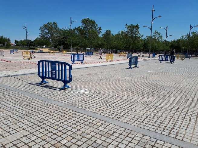 Se amplía desde mañana en Villarrobledo el mercadillo de los sábados con su nueva ubicación en el recinto ferial