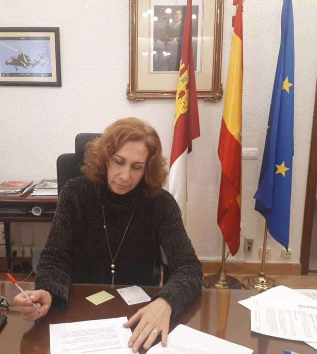 """La subdelegada califica de """"justas y positivas"""" las primeras medidas del Gobierno de España para la provincia de Ciudad Real"""