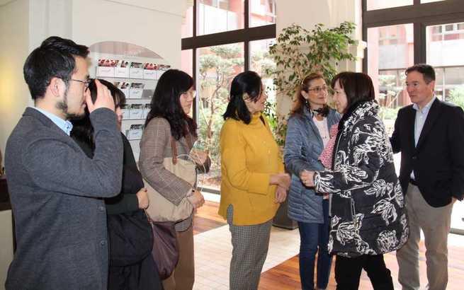 Turoperadores de México, Colombia, China y Japón visitaron Alcázar para conocer su oferta turística