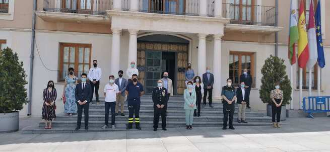 El Ayuntamiento de Socuéllamos celebra el Día de Castilla la Mancha recordando a las víctimas y reconociendo la labor de los que luchan contra la pandemia