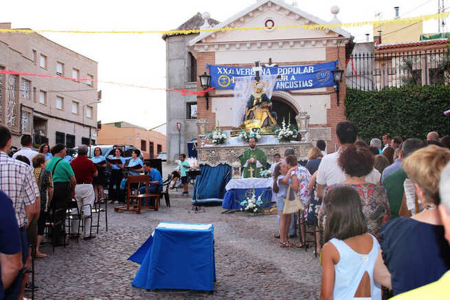Las Fiestas del Calvario en La Solana serán atípicas, dulces y con buena respuesta de público
