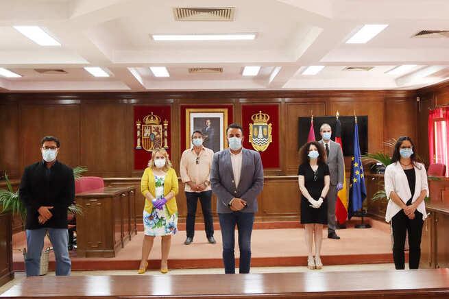 Acuerdo unánime de los 5 grupos municipales del Ayuntamiento de Azuqueca para luchar contra la crisis de la COVID19