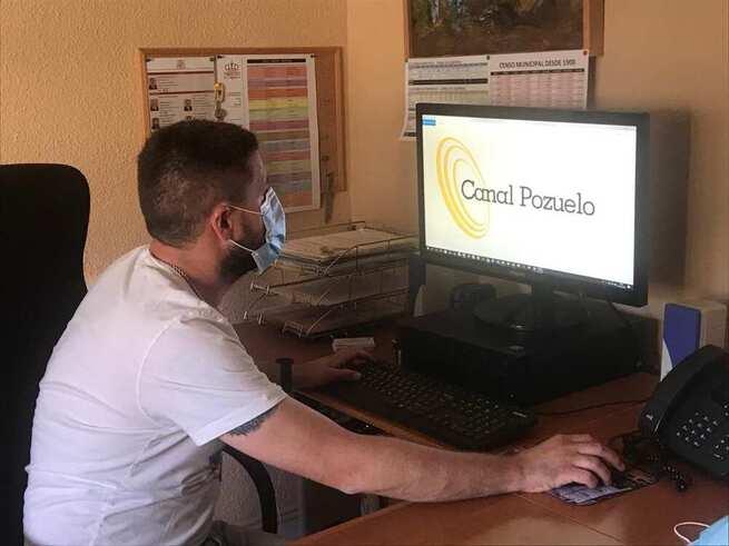Una operadora de telecomunicaciones manchega despliega la fibra óptica en Corral de Calatrava