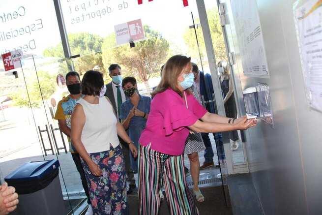 Destinados 300.000 euros para subvencionar a los deportistas de élite de Castilla-La Mancha