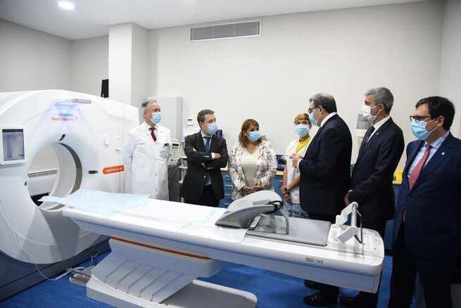 Castilla-La Mancha ha reforzado un 30 por ciento la capacidad de hospitalización del Hospital de Talavera con respecto a otros veranos