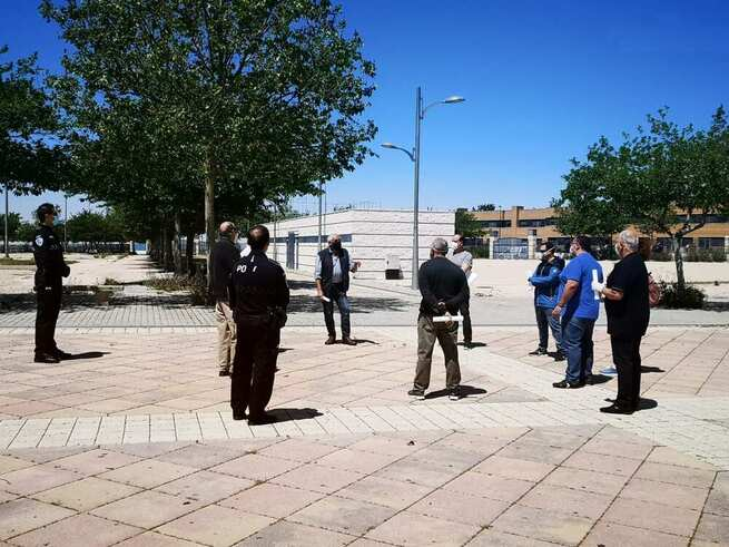 Villarrobledo prepara la ampliación del mercadillo de los sábados en el recinto ferial