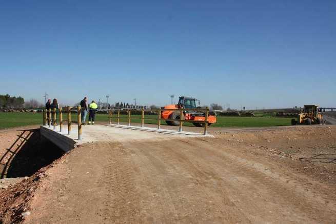Finalizada la ronda agrícola de Torralba de Calatrava