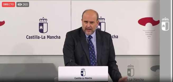 (DIRECTO)Reunión del Consejo de Gobierno de Castilla-La Mancha