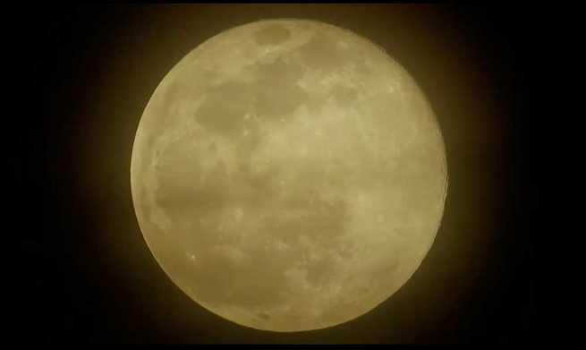 La primera superluna de 2020