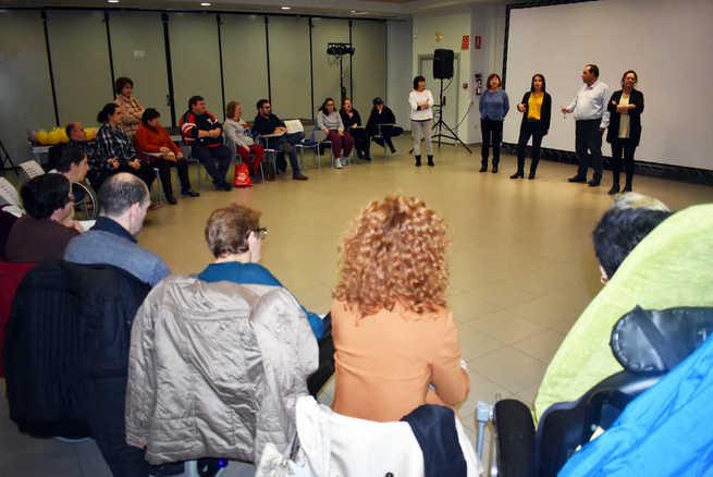 Una treintena de personas con discapacidad intelectual protagonistas del II Taller de Pensamiento Libre