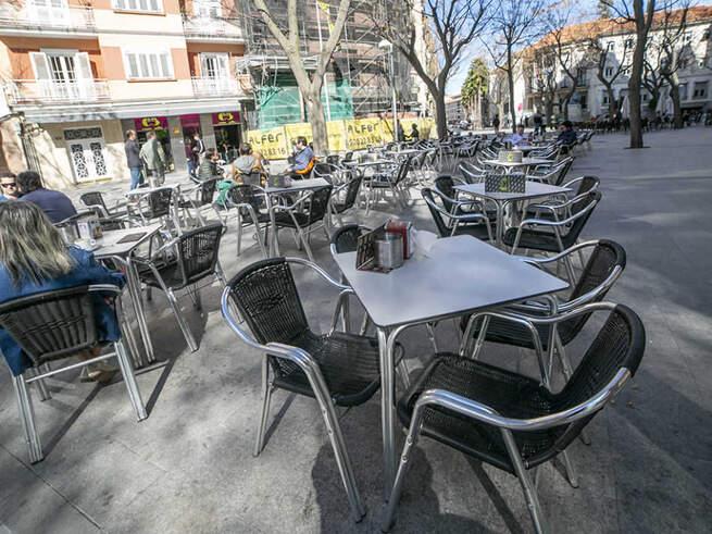 Las terrazas de Guadalajara podrán abrir una hora más de junio a septiembre